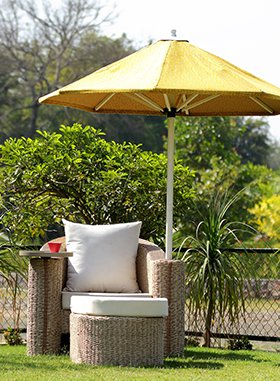 Chair with umbrella – C – 01